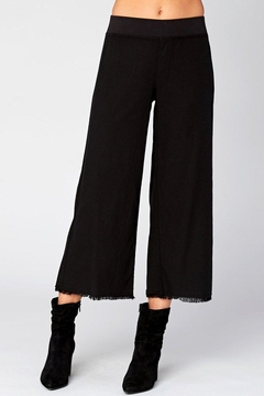 XCVI Wearables Twill Crop Pants - Product List Image