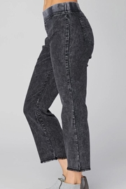 XCVI Wearables Vintage Wash Pant - Front full body