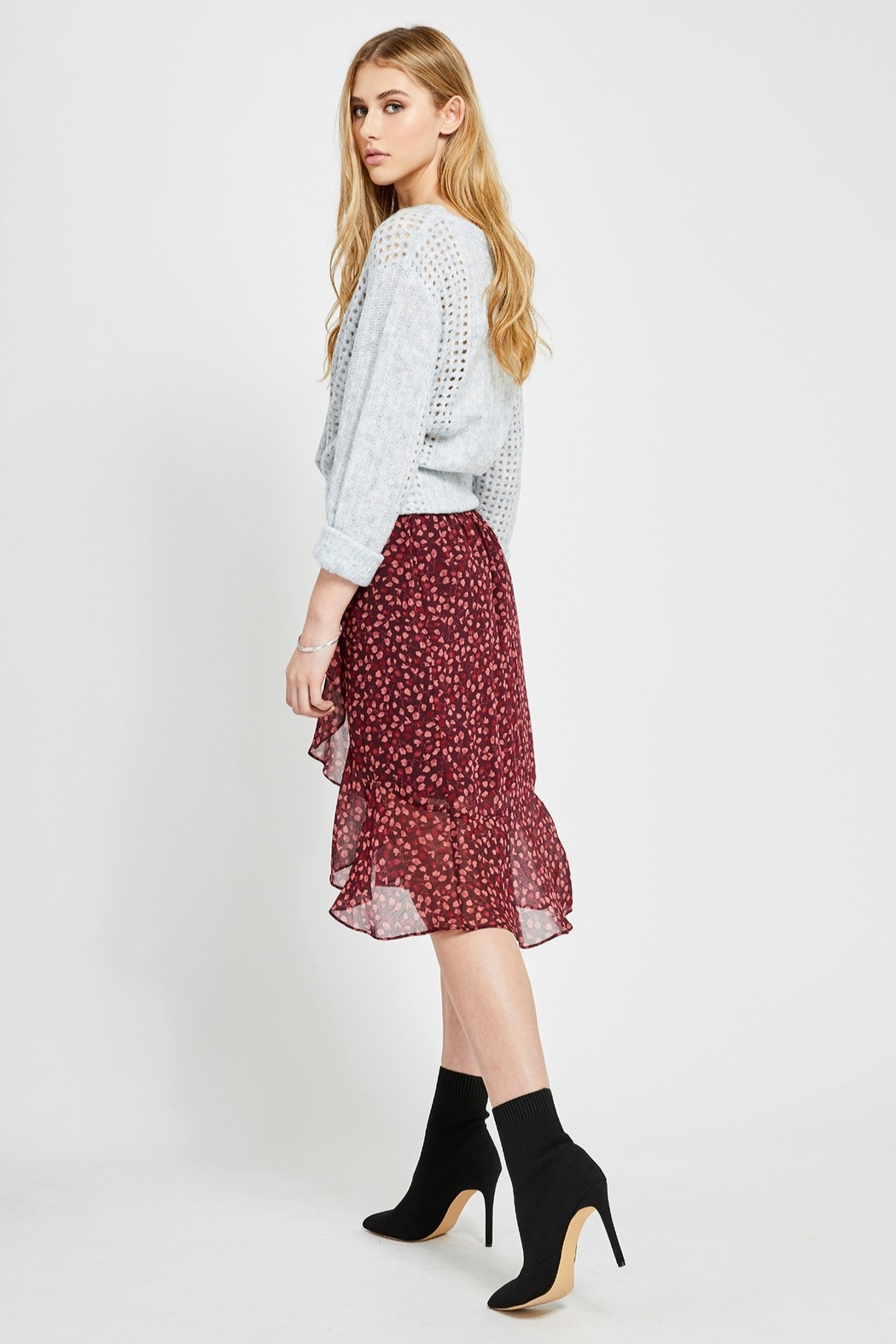 Gentle Fawn Xena Ruffle Skirt - Front Full Image