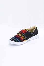 xinknal Black Mexican Sneakers - Other