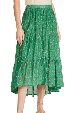 Xirena Floral Tiered Skirt - Product List Image