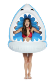 Big Mouth XL Man-Eating Shark Pool Float - Product Mini Image
