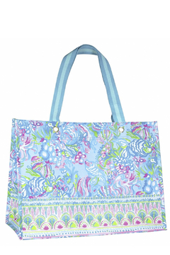 Lilly Pulitzer  XL Market Carryall - Alternate List Image