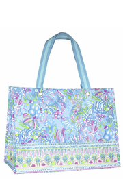 Lilly Pulitzer  XL Market Carryall - Product Mini Image