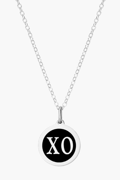 Auburn Jewelry XO Silver Pendant - Mini - Product List Image