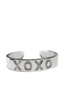 Lets Accessorize Xoxo Cuff Bracelet - Product List Image