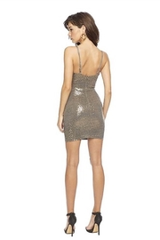 Dress the Population XOXO DRESS - Front full body