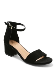 XOXO Low Block Heel - Product Mini Image