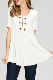 Imagine That Xoxo Top - Front cropped