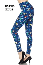 New Mix Xplus Xmas Legging - Product Mini Image