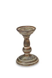 Mud Pie Xsmall Tin Candlesticks - Product Mini Image