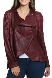 Xtaren Faux Leather Jacket - Other