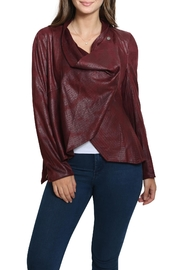 Xtaren Faux Leather Jacket - Side cropped