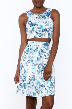 Xtaren Blue Floral Matching Set - Product List Image