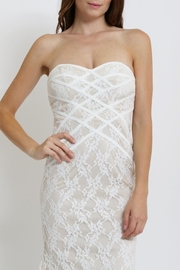 Xtaren Lace Strapless Dress - Other