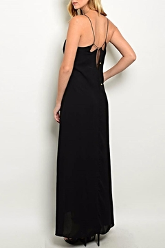 Xtaren Maxi Black Dress - Alternate List Image