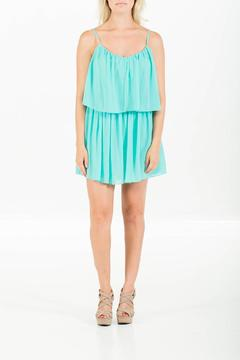 Shoptiques Product: Mint Skater Dress
