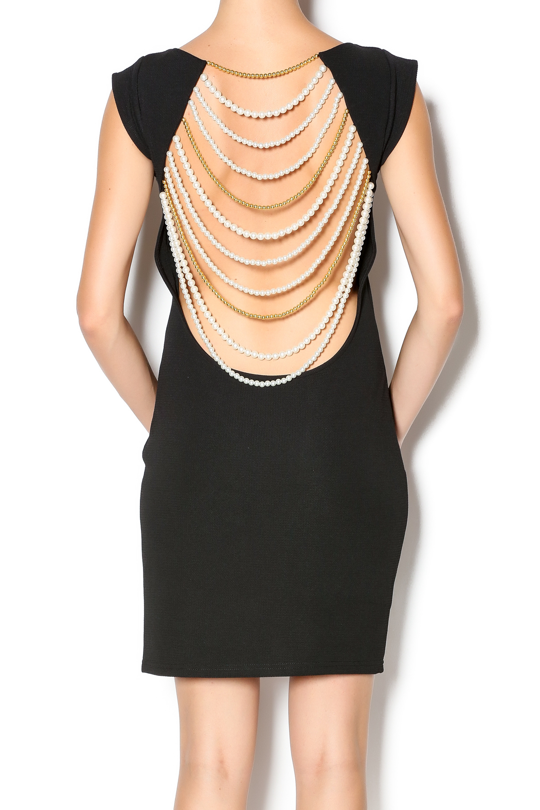 strappy back tablet product image and dress drapes drape black jess flare xl fit boohoo main