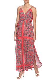 Xtaren Print Maxi Dress - Product Mini Image