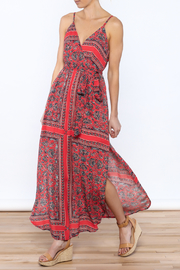 Xtaren Boho Print Maxi Dress - Product Mini Image