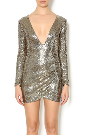 Xtaren Sequin Dress - Front cropped