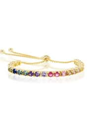Xtras 3mm Rainbow Bracelet - Product Mini Image