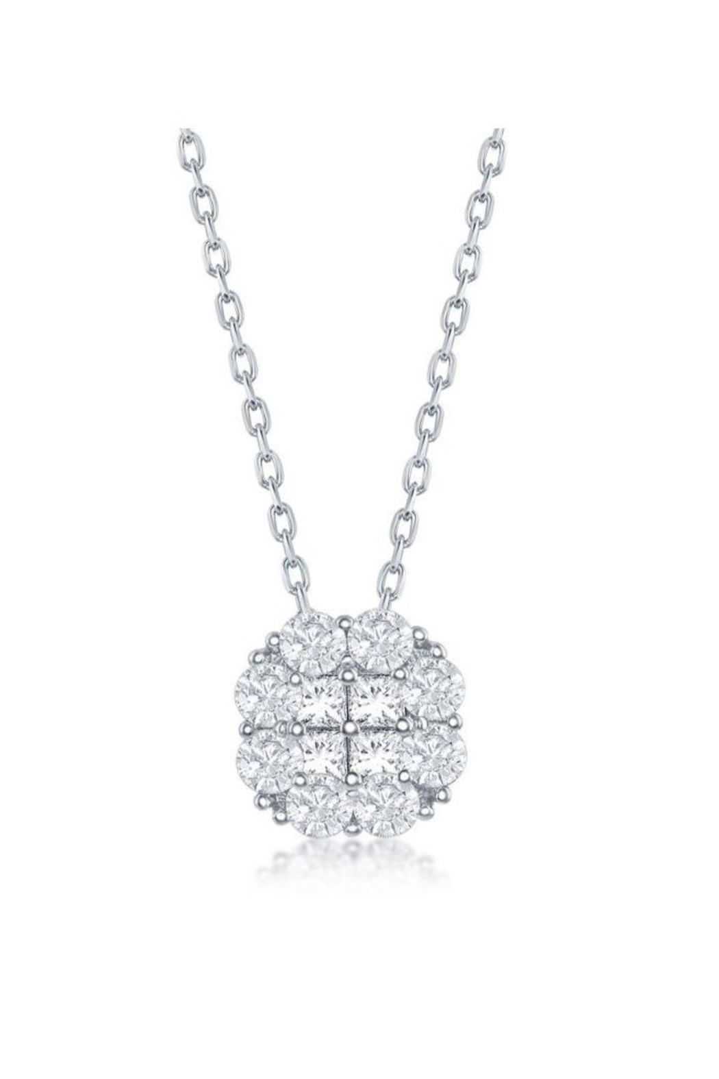 Xtras Blooming Flower Necklace - Main Image