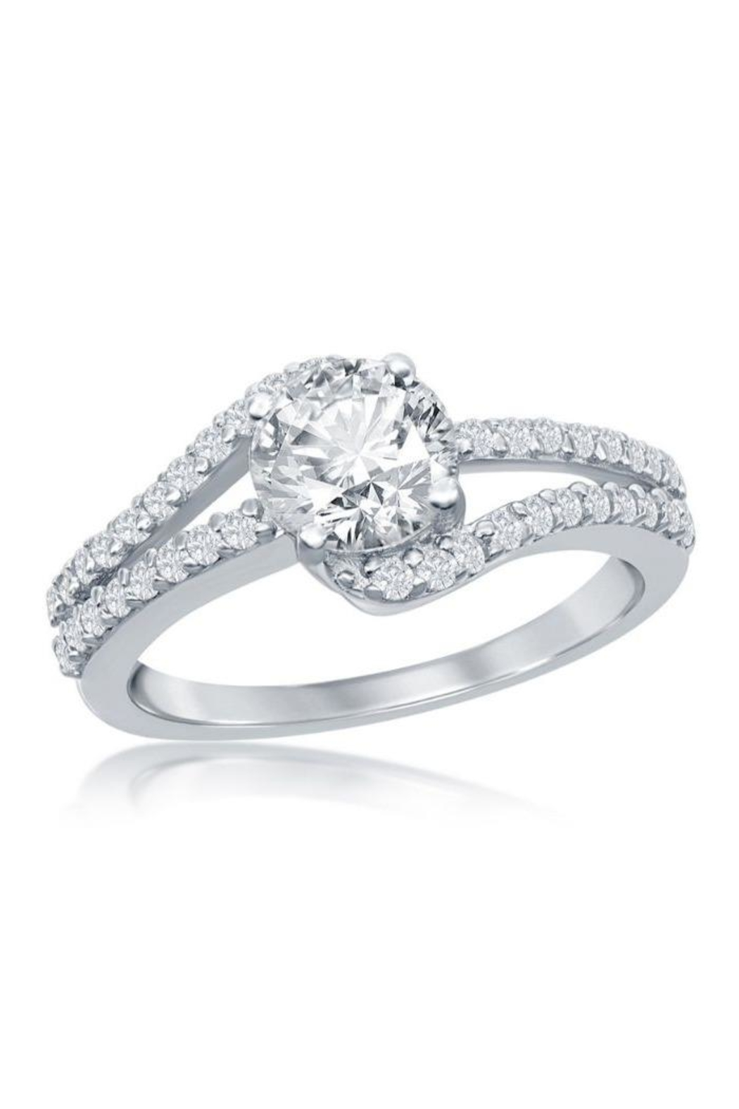 Xtras Double Band Ring - Main Image