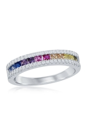 Xtras Half Channel Ring - Product Mini Image