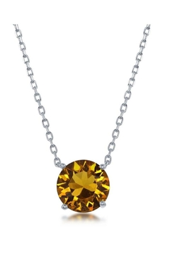 Xtras November Necklace - Product List Image
