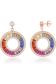 Xtras Open Circle Earring - Product Mini Image