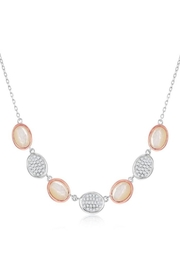 Xtras Oval Mop Necklace - Product Mini Image