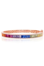 Xtras Rose Gold Bangle - Product Mini Image