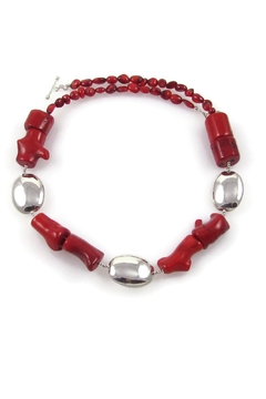 Xuxek Coral Necklace - Product List Image