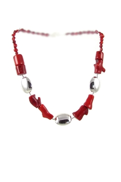 Xuxek Coral Necklace - Alternate List Image