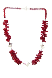 Xuxek Estelle Necklace - Front cropped