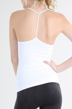 Shoptiques Product: Y-Back Seamless Cami
