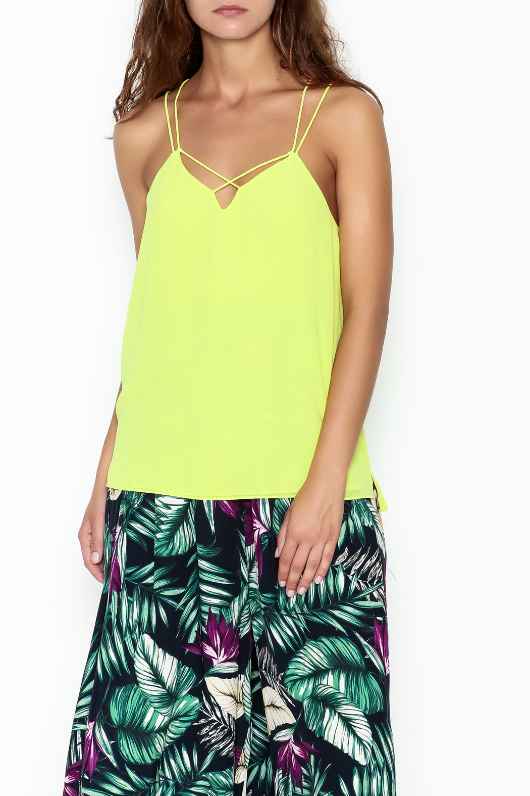 y&i clothing boutique Cami Top - Main Image