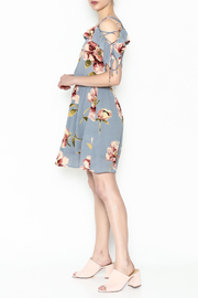 y&i clothing boutique Courtney Floral Dress - Side cropped