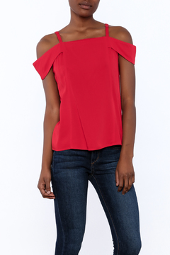 y&i clothing boutique Fiona Off Shoulder Top - Product List Image