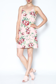 y&i clothing boutique Floral Cami Dress - Side cropped