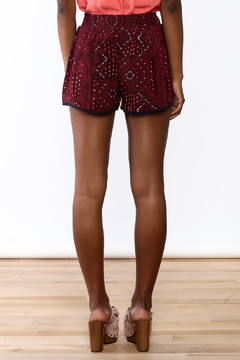 Shoptiques Product: Mandala Print Flirty Shorts