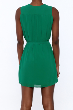 Shoptiques Product: Notch Neck Dress