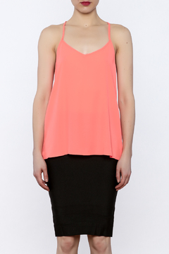 y&i clothing boutique Twist Back Cami - Product List Image