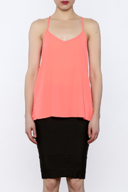 y&i clothing boutique Twist Back Cami - Product Mini Image
