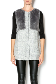 Ya Los Angeles Gray Vest - Product Mini Image