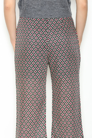 Ya las angeles Fuchsia Print Palazzo Pants - Other
