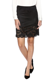 Ya Los Angeles Cut Out Design Skirt - Front cropped