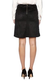 Ya Los Angeles Cut Out Design Skirt - Back cropped
