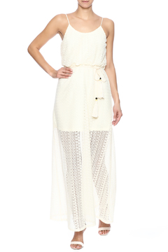 Shoptiques Product: Lace Maxi Dress